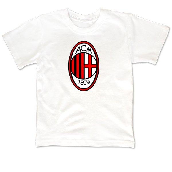 Детская футболка FC Milan