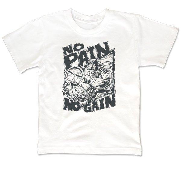 Детская футболка No Pain No Gain