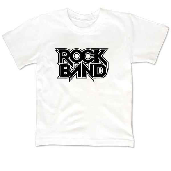 Детская футболка Rock Band