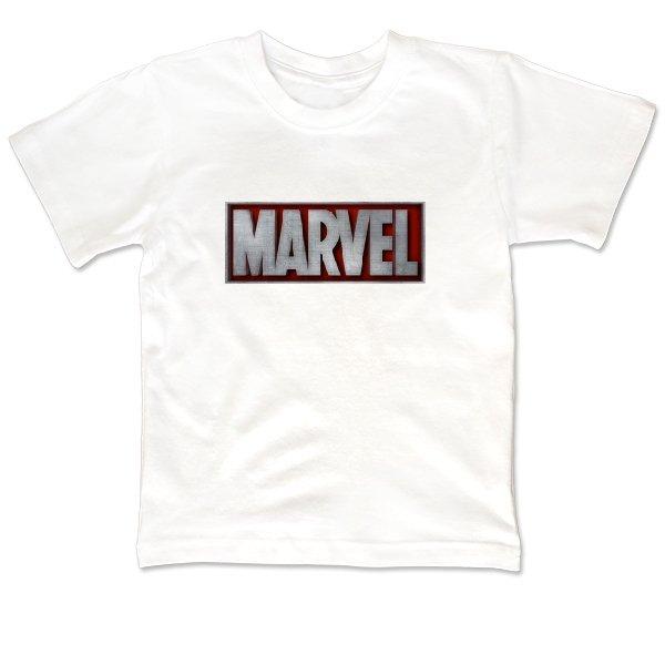 Детская футболка Marvel 3D