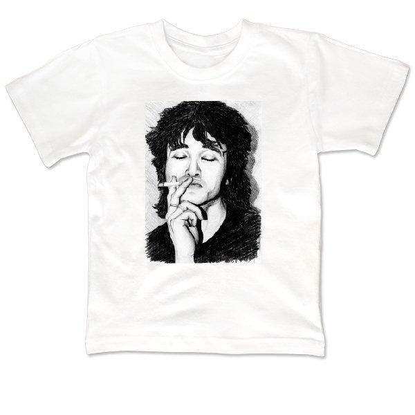 Детская футболка Портрет Виктора Цоя