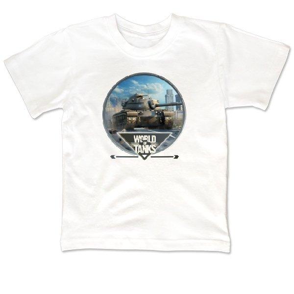 Детская футболка World of Tanks прицел