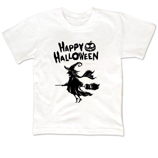 Детская футболка Счастливый Хелоуин