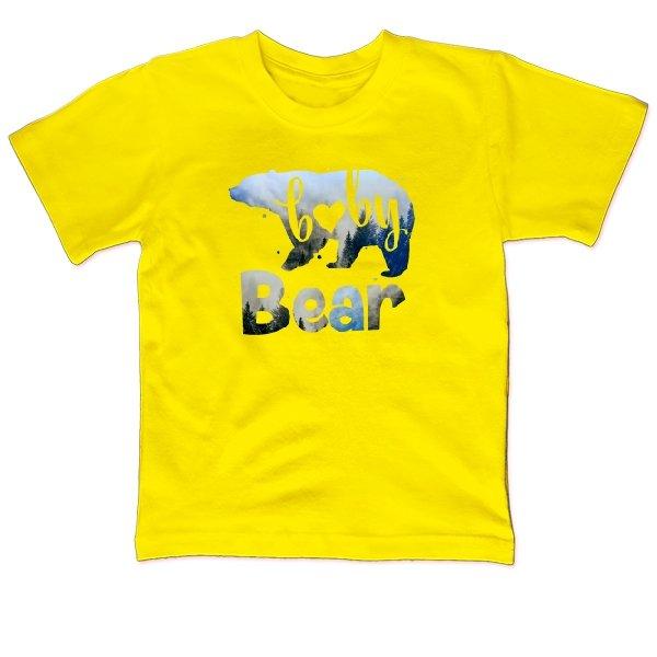 Детская футболка Baby Bear