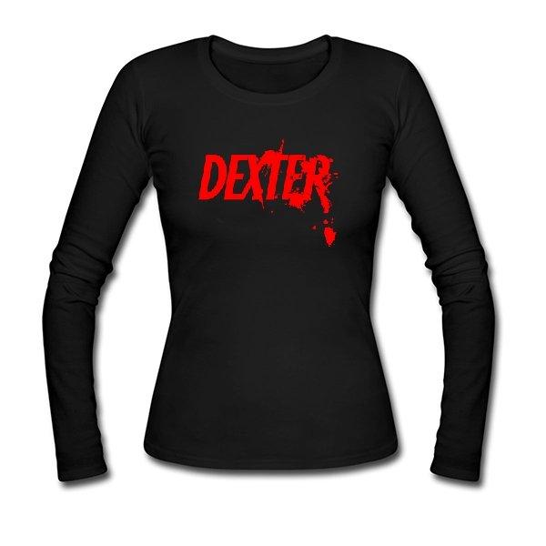 Женский лонгслив Dexter