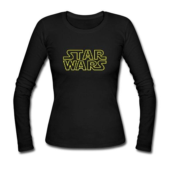 Женский лонгслив Star Wars
