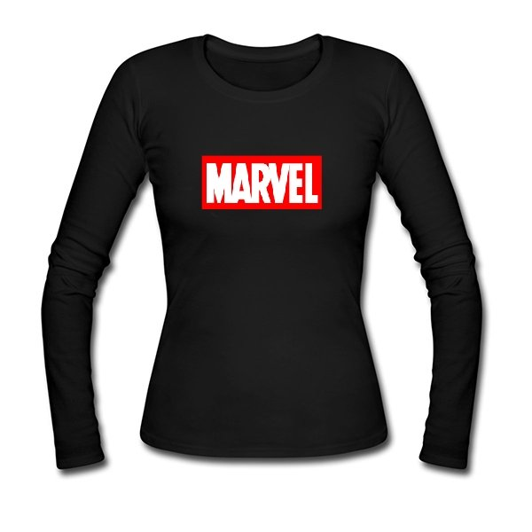 Женский лонгслив Marvel