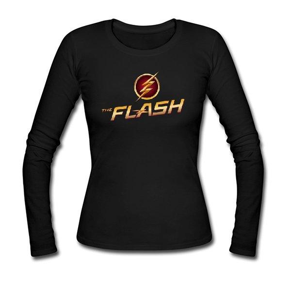 Женский лонгслив Flash