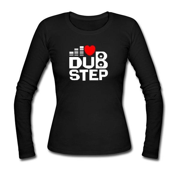 Женский лонгслив Dub Step