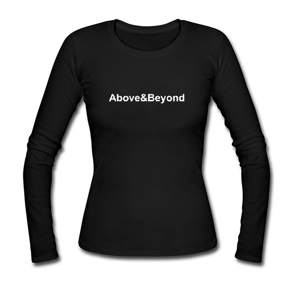 Женский лонгслив Above & Beyond