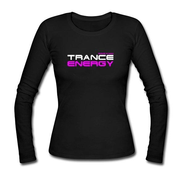 Женский лонгслив Trance Energy
