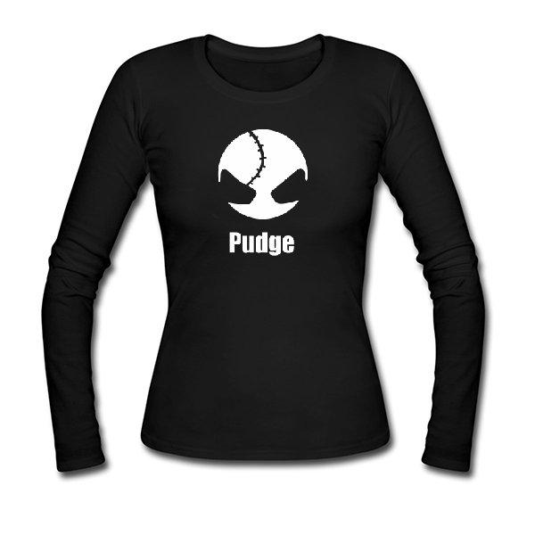 Женский лонгслив Pudge