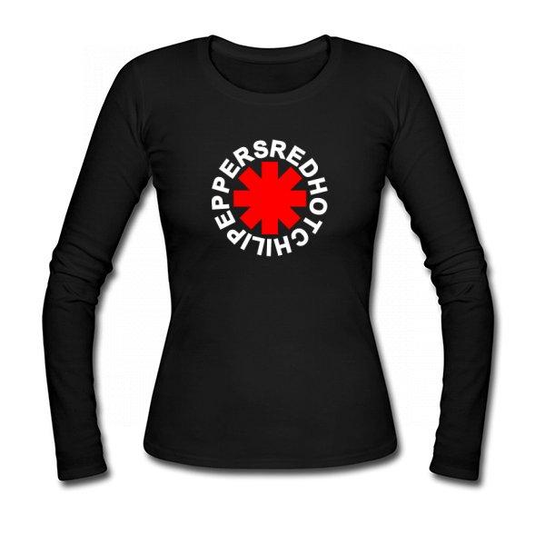 Женский лонгслив Red Hot Chili Peppers