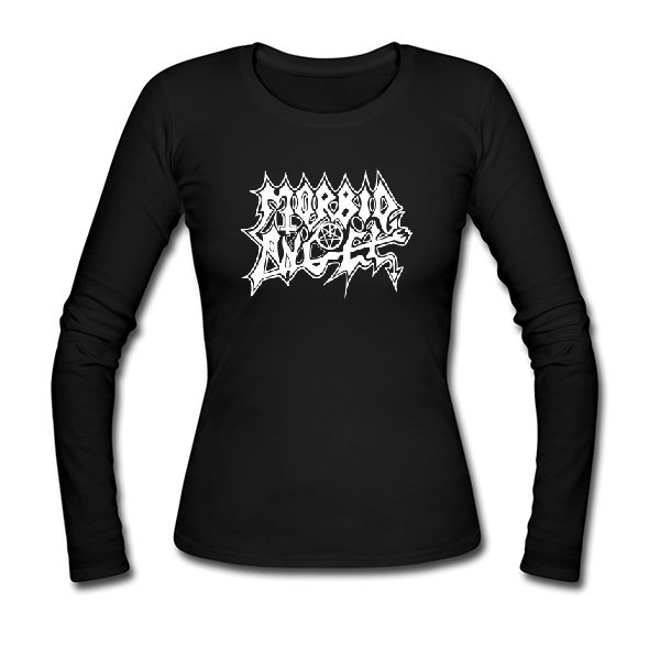 Женский лонгслив Morbid Angel