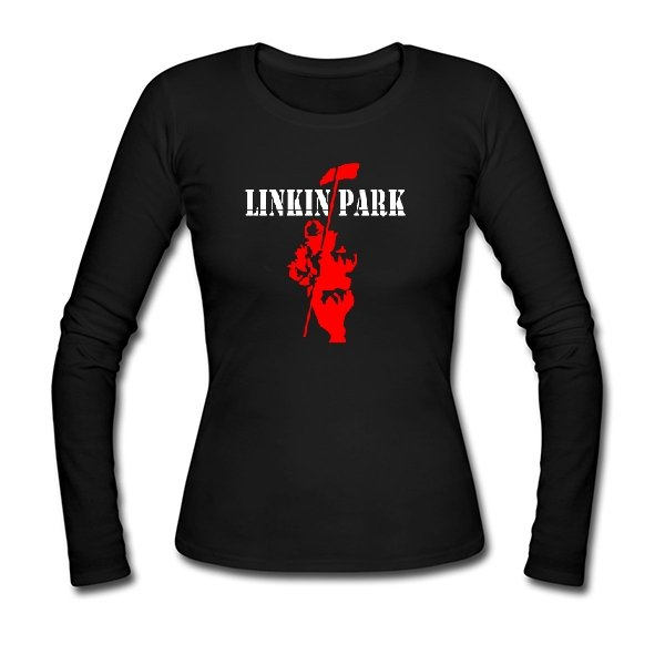 Женский лонгслив Linkin Park