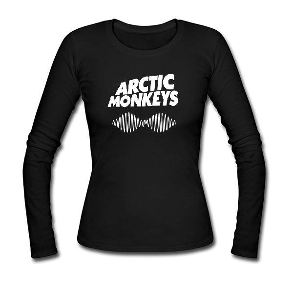 Женский лонгслив Arctic Monkeys