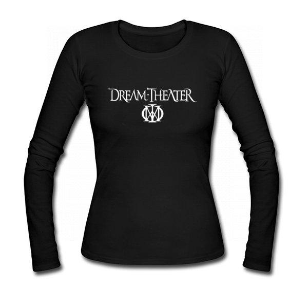 Женский лонгслив Dream Theater