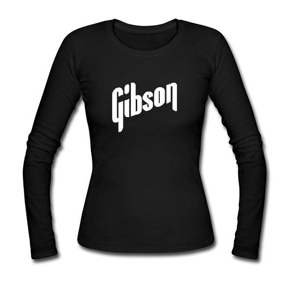 Женский лонгслив Gibson