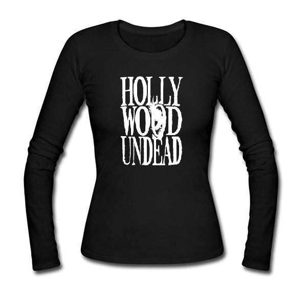Женский лонгслив с Hollywood Undead