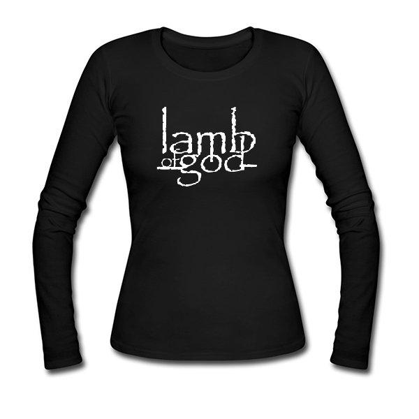 Женский лонгслив Lamb of God