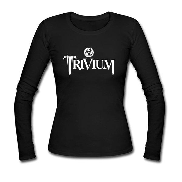 Женский лонгслив Trivium
