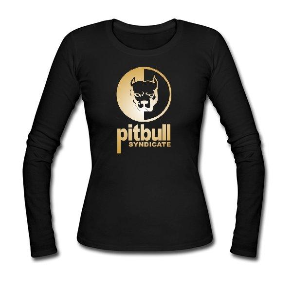 Женский лонгслив Pitbull Syndicate
