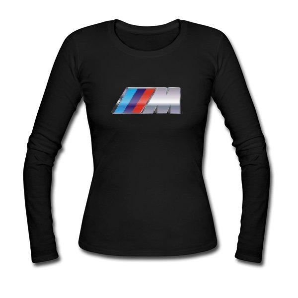 Женский лонгслив BMW M 3D