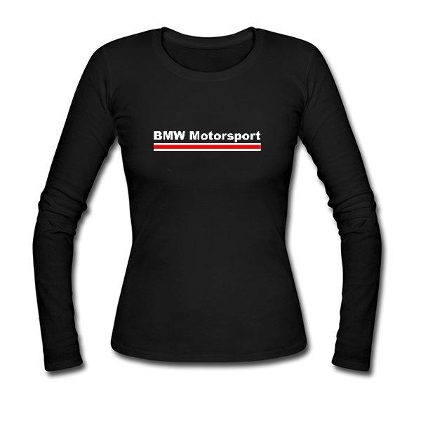 Женский лонгслив BMW Motorsport