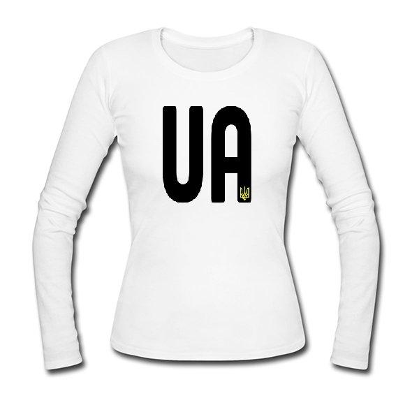 Женский лонгслив UA