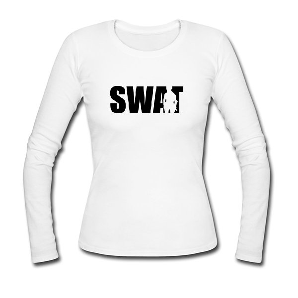 Женский лонгслив Swat