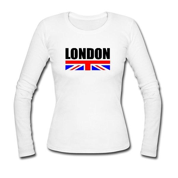 Женский лонгслив London