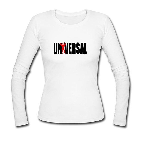 Женский лонгслив Universal