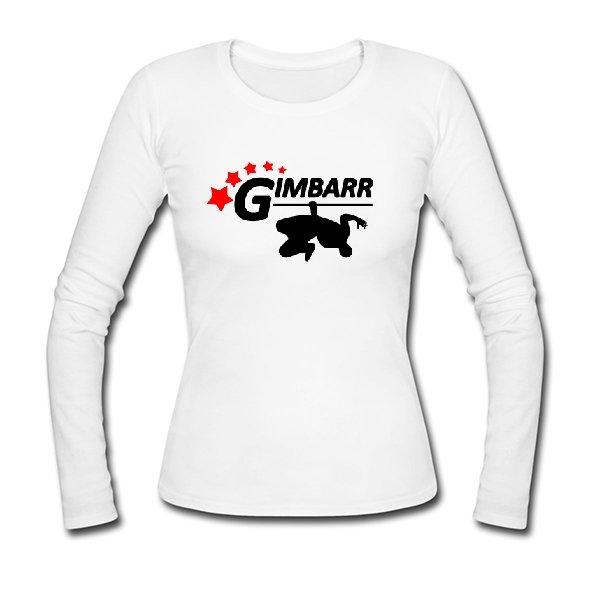 Женский лонгслив Gimbarr