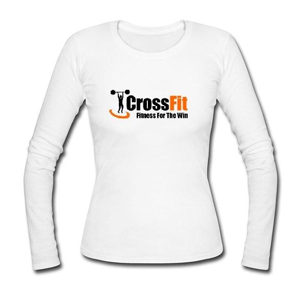 Женский лонгслив CrossFit