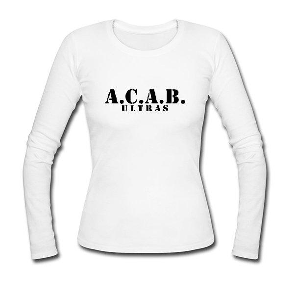 Женский лонгслив A.C.A.B. Ultras