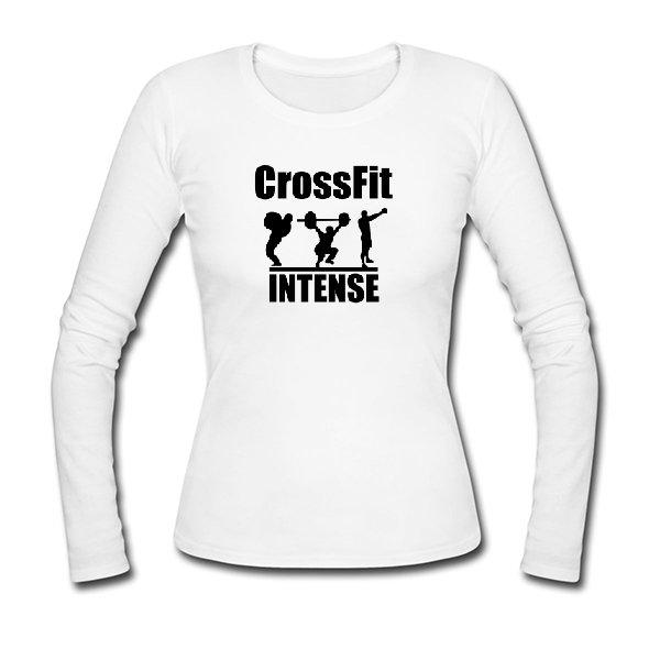 Женский лонгслив CrossFit Intense
