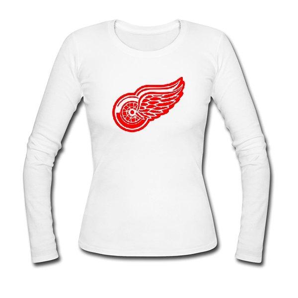 Женский лонгслив Detroit Red Wings