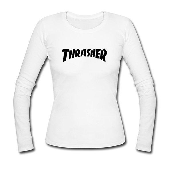 Женский лонгслив Thrasher