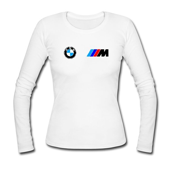 Женский лонгслив BMW M mini