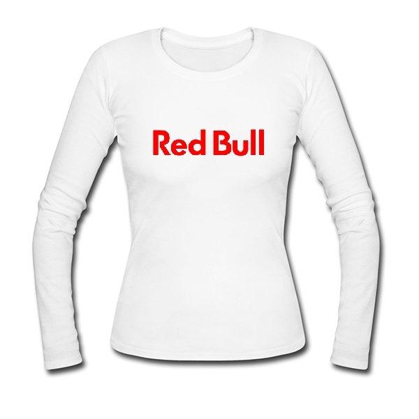Женский лонгслив Red Bull