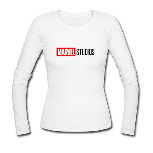 Женский лонгслив Marvel Studios