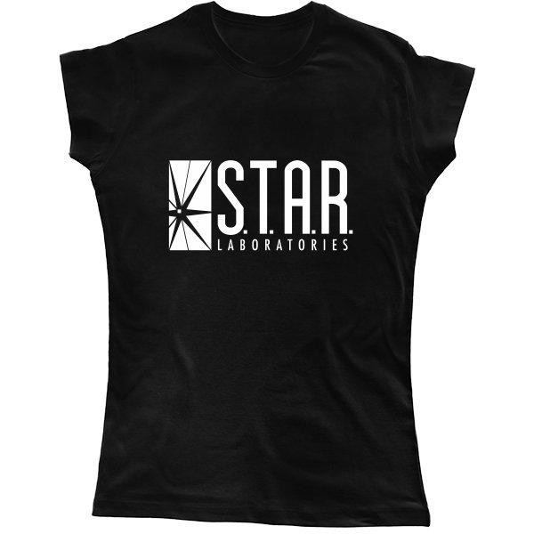Женская футболка S.T.A.R. Labs