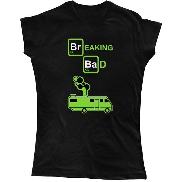 Женская футболка Фургон Лаба