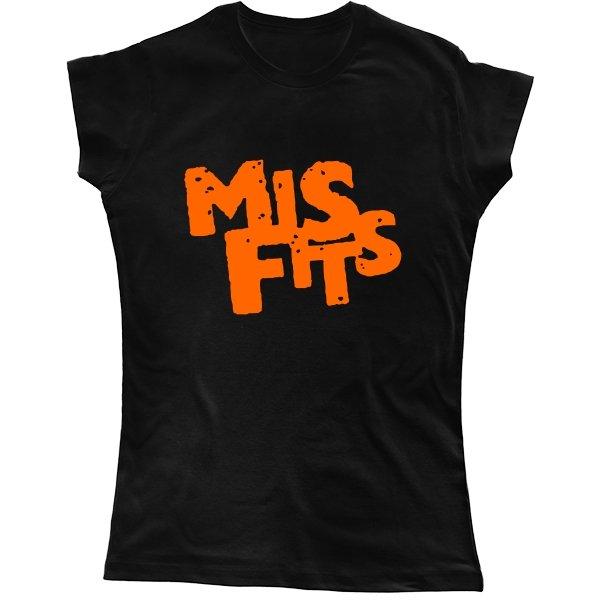 Женская футболка Mis Fits