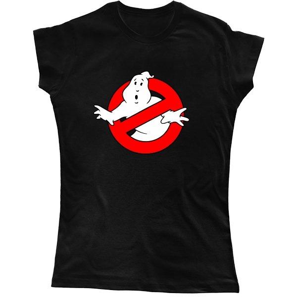 Женская футболка Охотники за привидениями