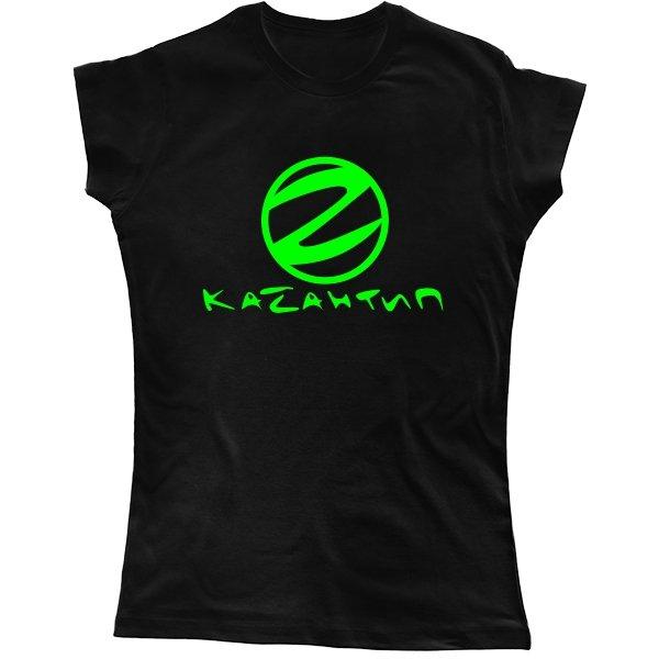 Женская футболка Казантип
