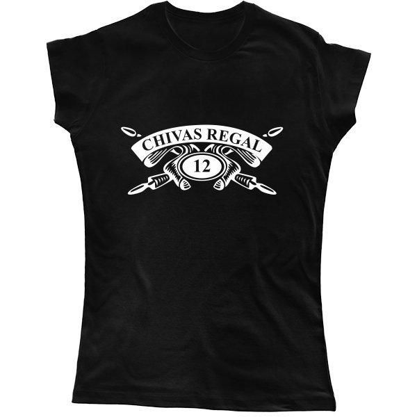 Женская футболка Chivas Regal