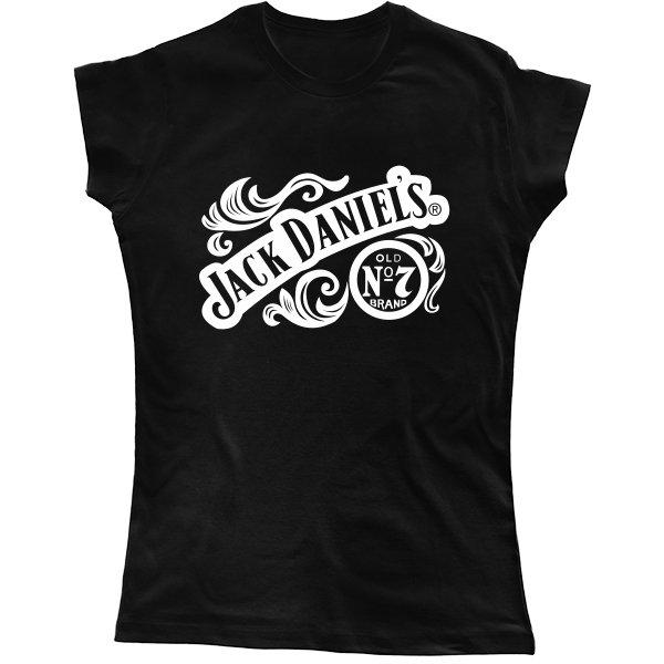Женская футболка Джек Дэниэлс