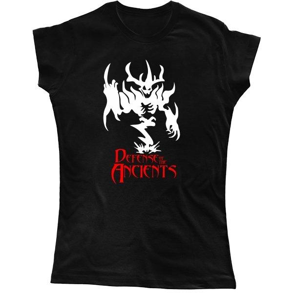 Женская футболка Defence of the Ancients