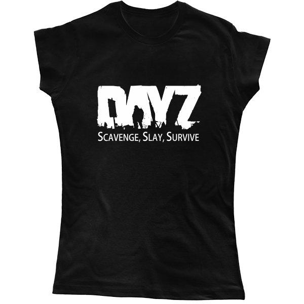 Женская футболка Dayz